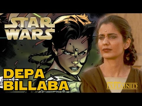 The Life and Death of Depa Billaba (Canon) - Star Wars Explained