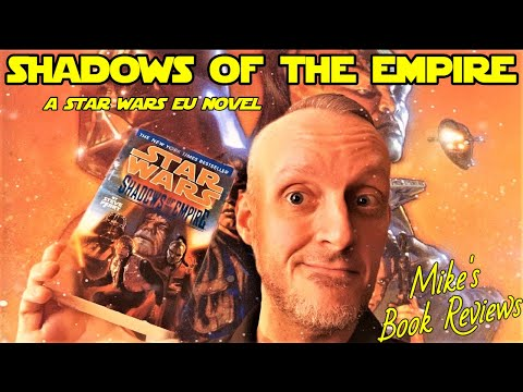 Star Wars: Shadows of the Empire by Steve Perry Book Review