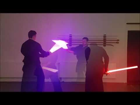 Lightsaber Form V: Djem So