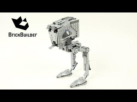 Lego Star Wars 75153 AT-ST Walker - Lego Speed Build