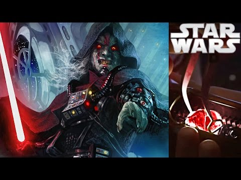 How Did The Sith Create Synthetic Lightsaber Crystals? Star Wars Explained