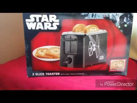 Force awakens toaster