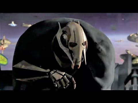 General Grievous Abandons Ship - Star Wars III Revenge of the Sith [CC 11 languages]