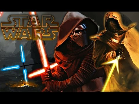 All Crossguard Lightsaber Types & All Known Users - Star Wars Explained