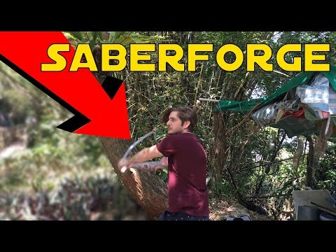 How strong are Saberforge blades!? Can we break it?!