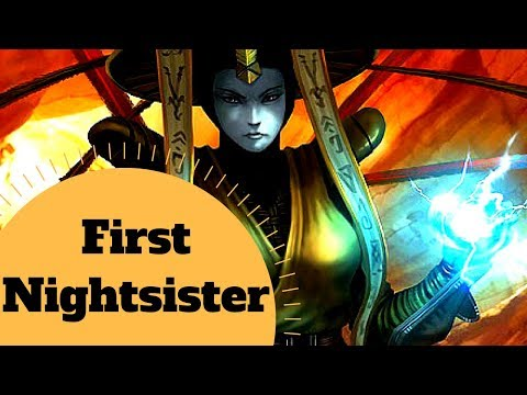 THE FIRST NIGHTSISTERS - Origins of the Witches of Dathomir - Star Wars Legends Explained