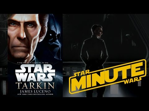 Tarkin by James Luceno Review (Canon) - Star Wars Minute