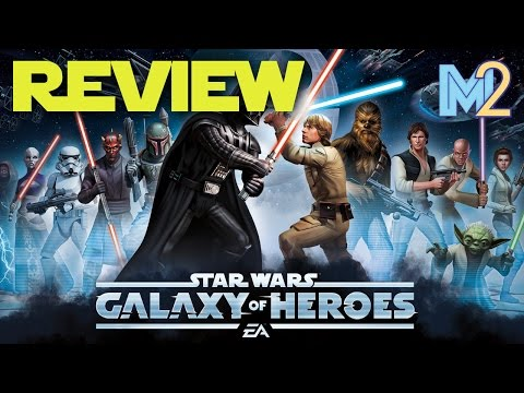 Star Wars Galaxy of Heroes Review | 1 year of play