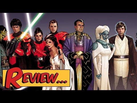Star Wars Legacy Review - Heroes Word