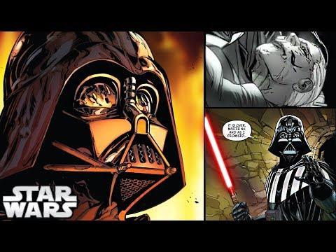 Darth Vader KILLS Jocasta Nu!! (CANON) - Star Wars Comics Explained