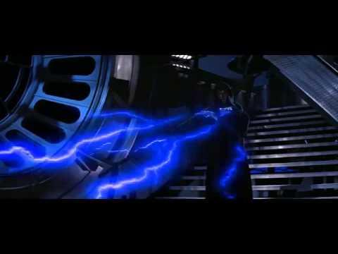 Luke Confronts The Emperor