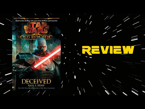 The Old Republic: Deceived - Book Review