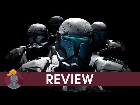 Star Wars Republic Commando Review