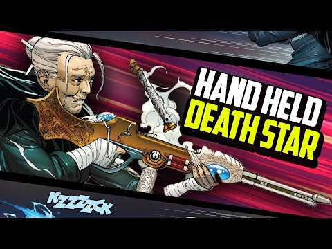 The Most Powerful Handheld Weapon in Star Wars | Lightsaber Rifle