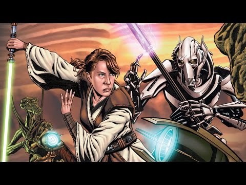 The First Jedi Killed by General Grievous