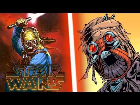 Sharad Hett The Tusken Raider Jedi: A Star Wars Story