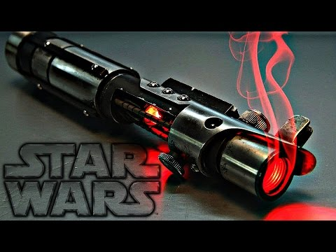 Jedi that Used Red Lightsabers and History of Lightsabers