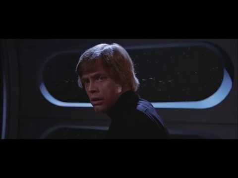 Luke Skywalker vs Darth Vader (Whole Fight)