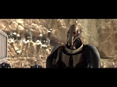 Star Wars Episode III: Obi-Wan vs. General Grievous