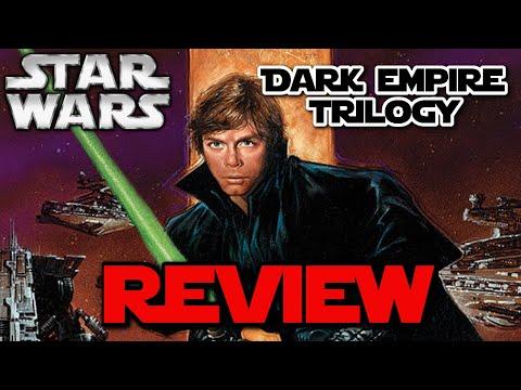 Star Wars Dark Empire Trilogy Review