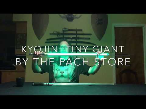 Review: Tiny Giant (Kyojin) from the Pach Store
