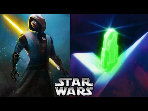 The Most DANGEROUS Kyber Crystal Ever Discovered - The Ghostfire Kyber Crystal
