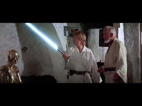 """[ANH] """"Your Father's Lightsaber"""" (HD)"""