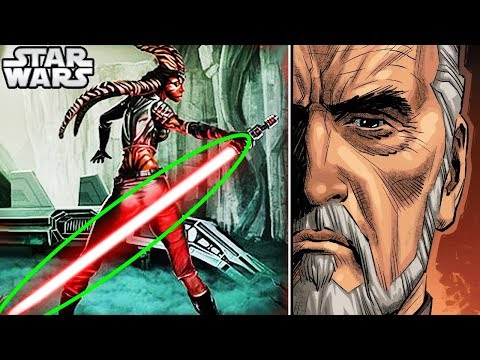 Dual Phase Lightsabers Explained in Star Wars