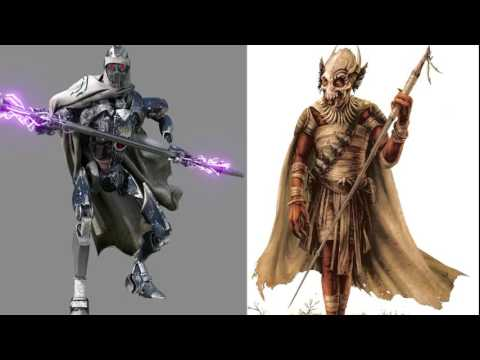 IG-100 Magnaguard - The MOST BADASS DROIDS In Canon?