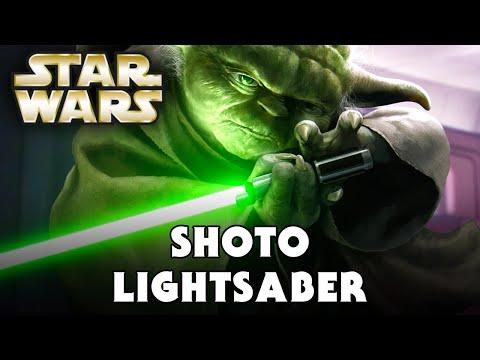 SHOTO LIGHTSABER (Canon) - Star Wars Explained