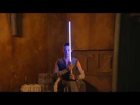 Disney's Real Lightsaber
