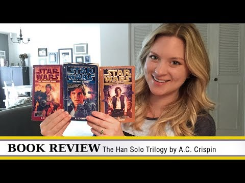 BOOK REVIEW - The Han Solo Trilogy by AC Crispin
