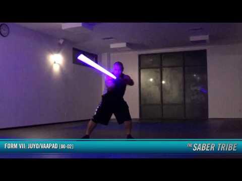 The Saber Tribe - Form VII: Juyo/Vaapad [00-02]
