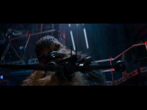 Star Wars Episode VII: Han Solo's Death - (With Upset Chewie)