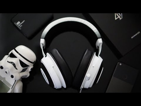 Razer Kraken Stormtrooper Edition Review - A fanboy's dream headphones...but at a cost?