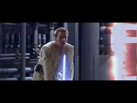 Obi-Wan Kenobi vs Darth Maul - Blu Ray 1080p HD