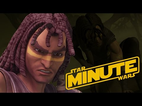 Quinlan Vos (Canon) - Star Wars Minute