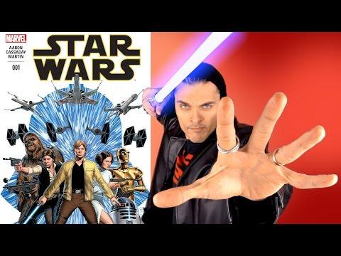 Comic Review - Marvel Star Wars: Book 1 - Skywalker Strikes Issue 1