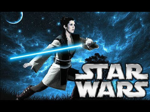 Leia Jedi Training Now Canon! - What it Means