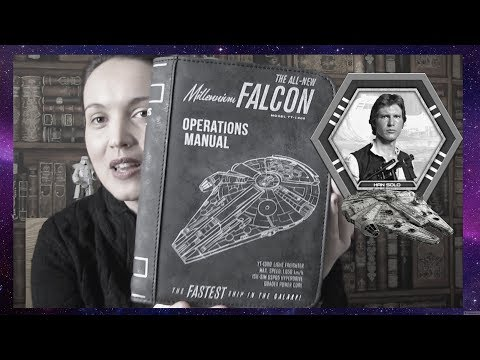 My Star Wars Millenium Falcon Handbag