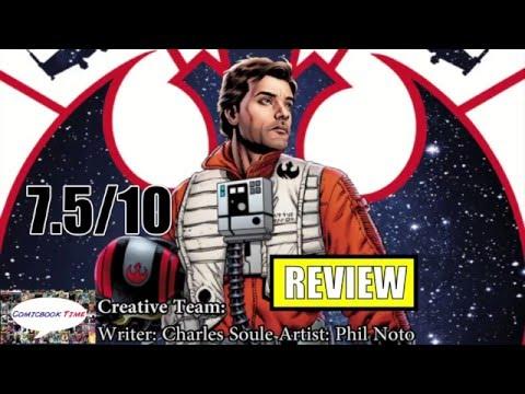 Star Wars: Poe Dameron #1 (2016) Review