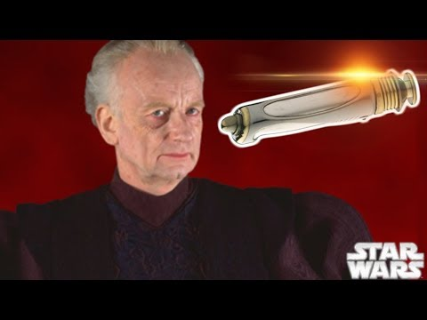 Why Palpatine's Lightsaber Was HUGELY Offensive To the Jedi - Star Wars Explained