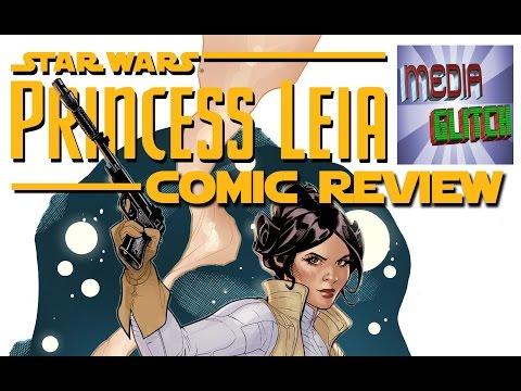 Princess Leia Comic Review Marvel (2015)