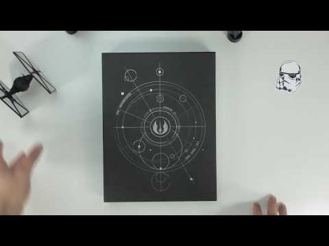 #Unboxing - The Art of Star Wars : Jedi Fallen Order - Limited Edition Unboxing