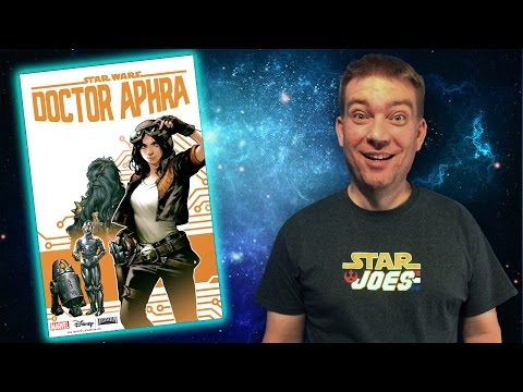 Comic Review - Star Wars: Doctor Aphra #1