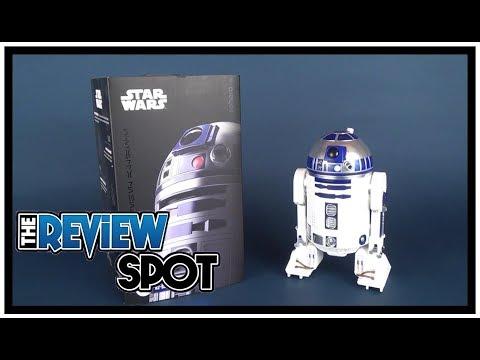 Toy Spot | Sphero Star Wars R2-D2 App Enabled Droid