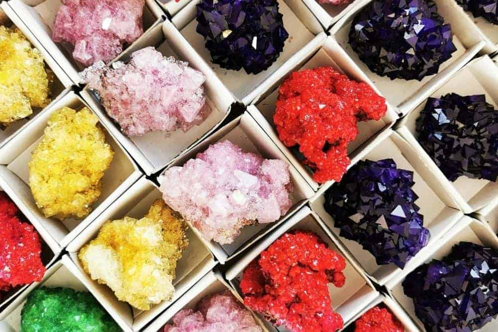 Synthetic Crystals
